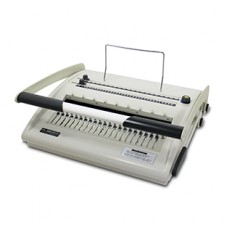 플라스틱링&와이어 겸용 제본기 FL-800S (최대15매)