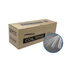 제본링 제본용 코일링 1kg(투명) / 와이어미니, 더블와이어 호환 제품