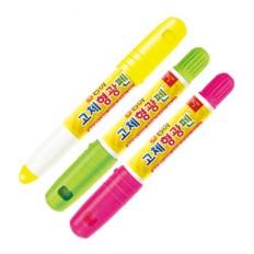제트스틱 고체형광펜