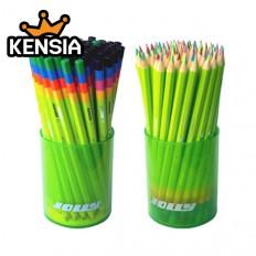 졸리 목색연필 레인보우색연필(4색) 낱개