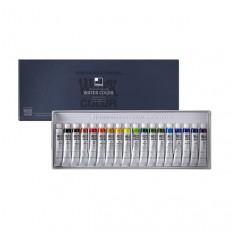 전문가용 수채화물감 18색 세트(7.5ml*18컬러)