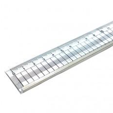 스테인레스스틸 커팅자 직자 (컷팅자)15cm/20cm/30cm/50cm