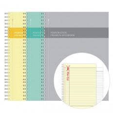 2000절취선스프링노트(B5/좌철스프링수첩)