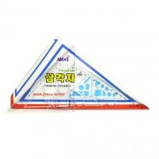 삼각자세트(2개입)