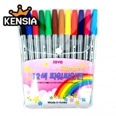 12색 파워사인펜