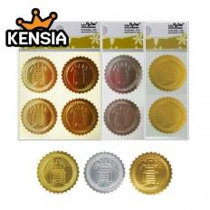 금은동 상장스티커 (20개입)