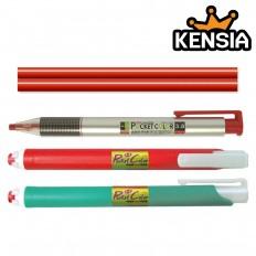 채점용 색연필 리필심 3.8mm 6.8mm 포켓컬러