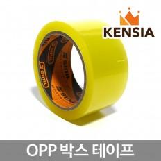 OPP 투명 박스테이프 48mm X 50M
