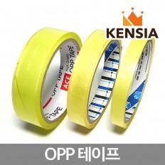 OPP 투명테이프 12mm 16mm 24mm